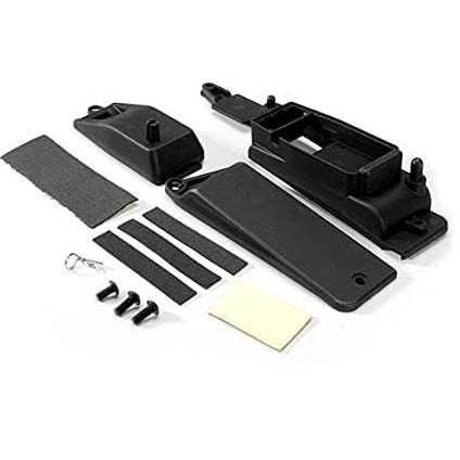 Image of TRAXXAS Receiver & Battery Box Platinum Edition