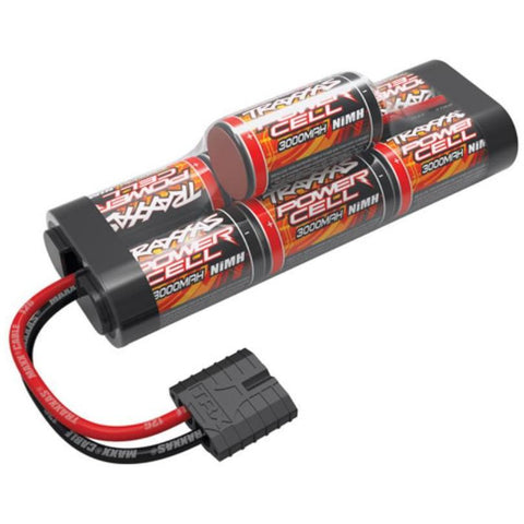 TRAXXAS Battery, Power Cell, 3000mAh NiMH Hump 8.4V (2926X)