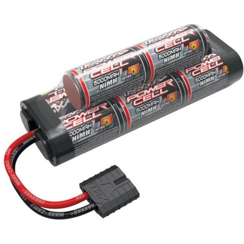 TRAXXAS Battery Series 5 Power Cell NiMH 5000mAh 9.6V Hump