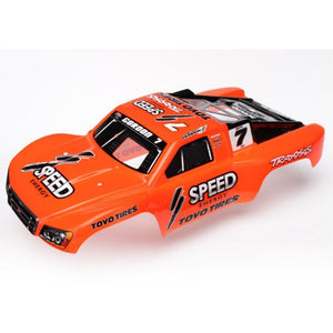 TRAXXAS BODY NITRO SLASH, ROBBY GORDO BODY (4415)