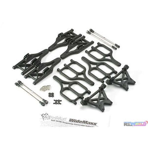 TRAXXAS SPARES WIDE MAXX SUSPENSION KIT