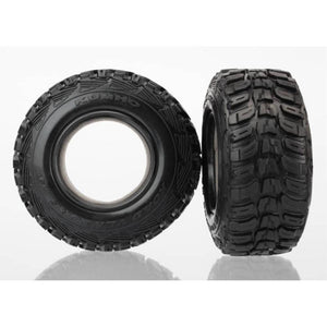 TRAXXAS Kumho Tyres with Foam Inserts (6870)