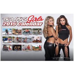 TRAXXAS SPARES ANNUAL CALENDAR CURRENT - 2015