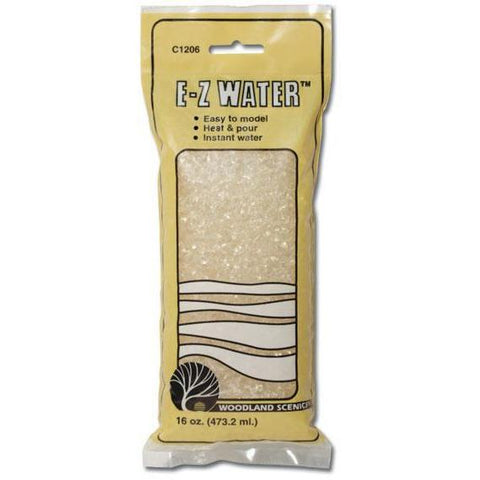 WOODLAND SCENICS E-Z Water 16 Oz Vol