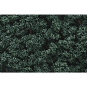 WOODLAND SCENICS Dark Green Bushes (Bag)