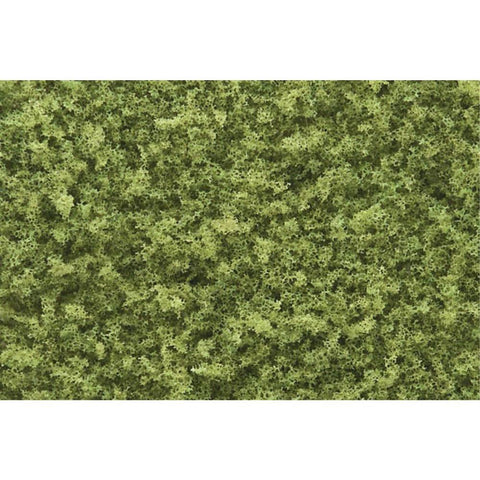 WOODLAND SCENICS Lt. Green Coarse Turf