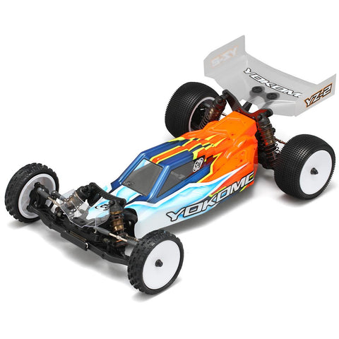 YOKOMO YZ-2 CAL3 2WD Off Road Car for Carpet surface