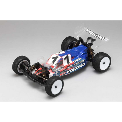 YOKOMO YZ-2 DTM3 2WD Off Road Car for Dart surface