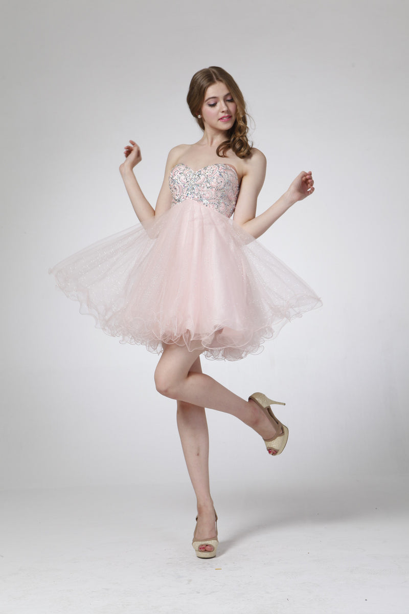 SHORT DRESS STYLE #C1033 - NORMA REED - 3