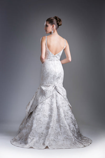 Stunning Ball Gown with Train Style #CA13450