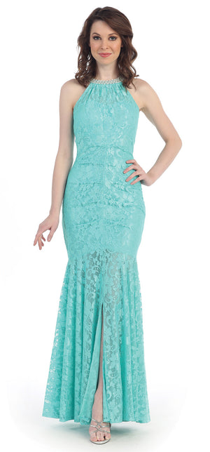 LONG DRESS STYLE #CI1394 - NORMA REED