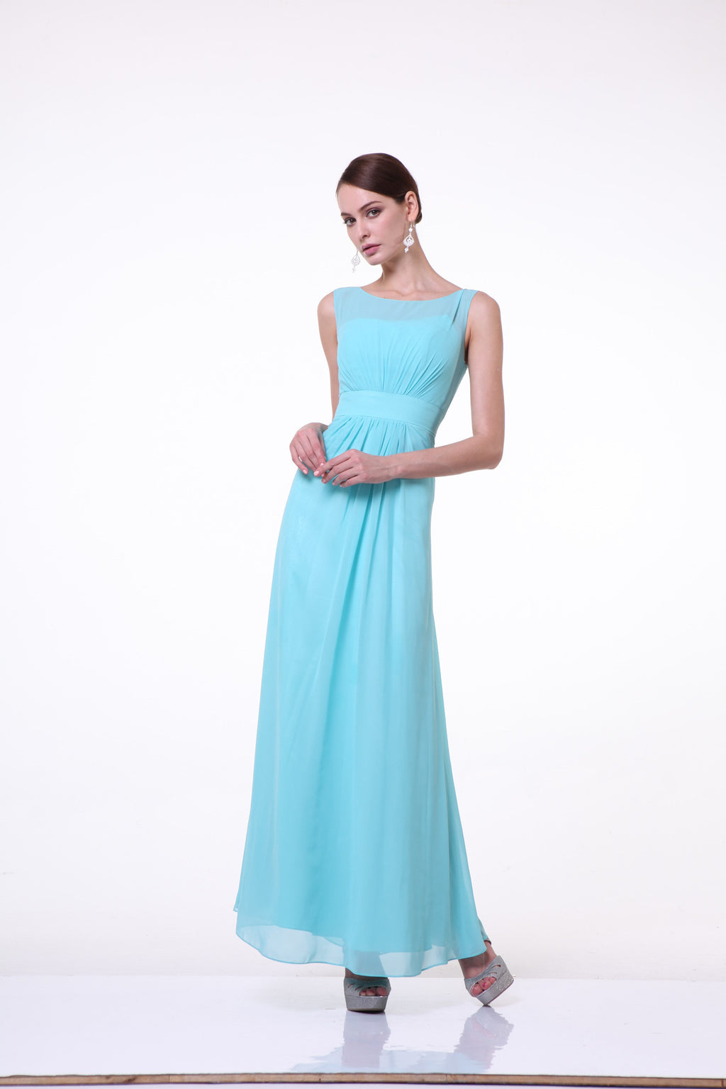 LONG DRESS STYLE #C1465 - NORMA REED - 1