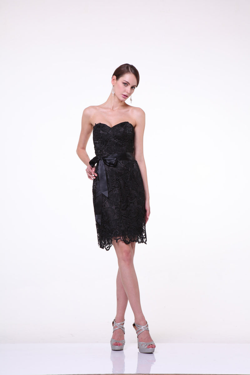 SHORT DRESS STYLE #C1467 - NORMA REED - 2