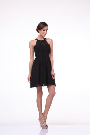 SHORT DRESS STYLE #C1470 - NORMA REED - 4