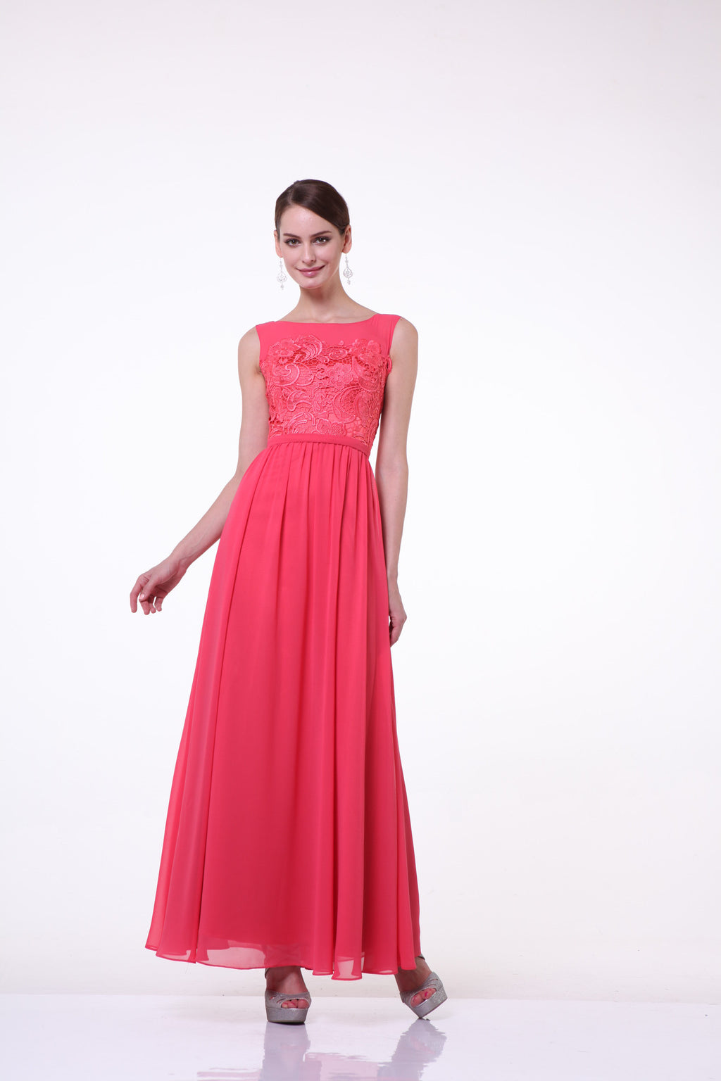 LONG DRESS STYLE #C1488 - NORMA REED - 1