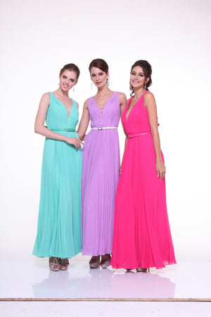 LONG DRESS STYLE #C1499 - NORMA REED - 1