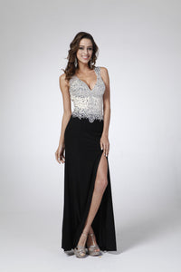 LONG DRESS STYLE #C28 - NORMA REED - 1
