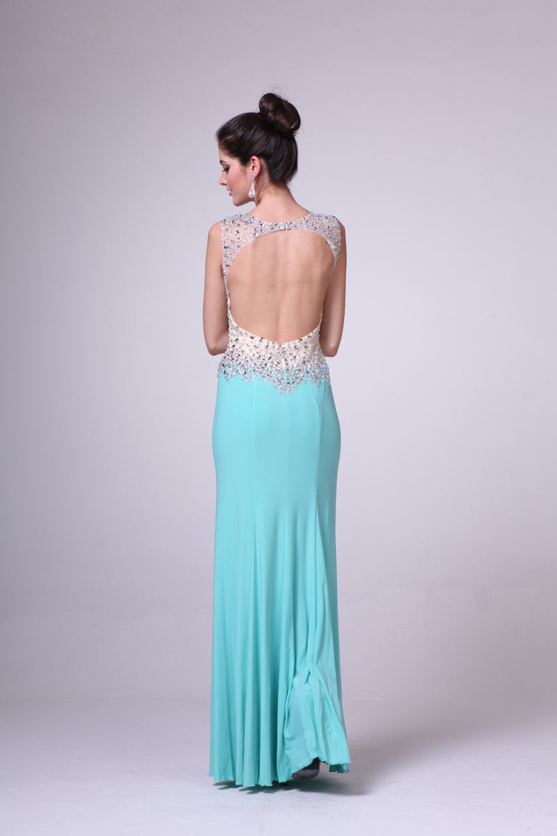 LONG DRESS STYLE #C28 - NORMA REED - 4