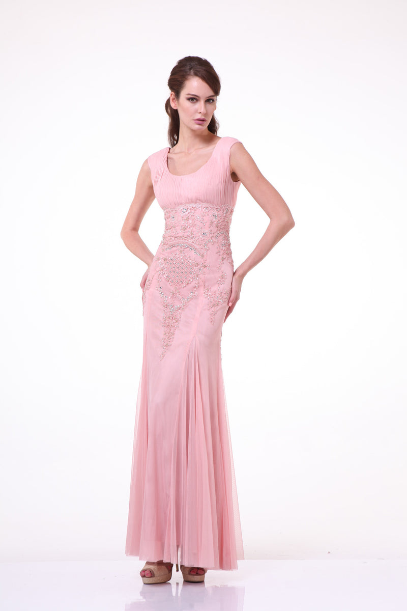 LONG DRESS STYLE #C296 - NORMA REED