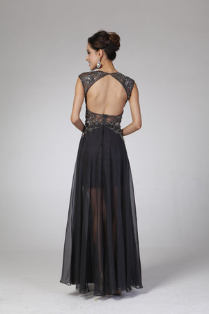LONG DRESS STYLE #C29 - NORMA REED - 2