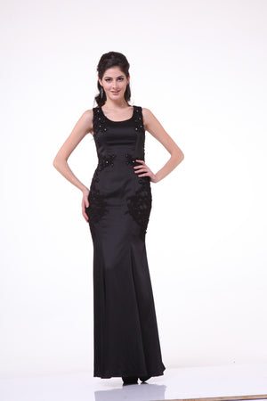 LONG DRESS STYLE #C338A - NORMA REED - 1