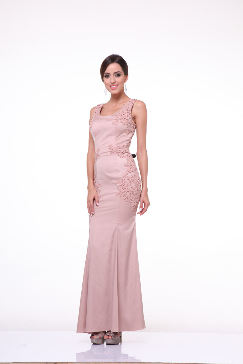 LONG DRESS STYLE #C338A - NORMA REED - 3