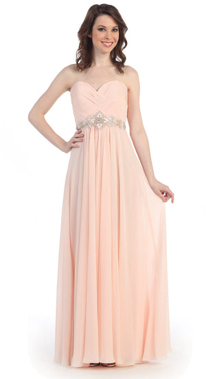 LONG DRESS STYLE #CI50312 - NORMA REED