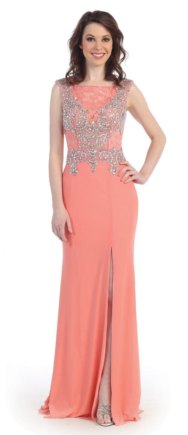 LONG DRESS STYLE #CI50314 - NORMA REED - 1