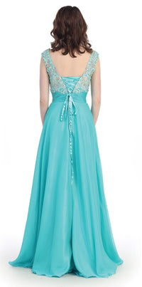 LONG DRESS STYLE #CI50316 - NORMA REED - 2