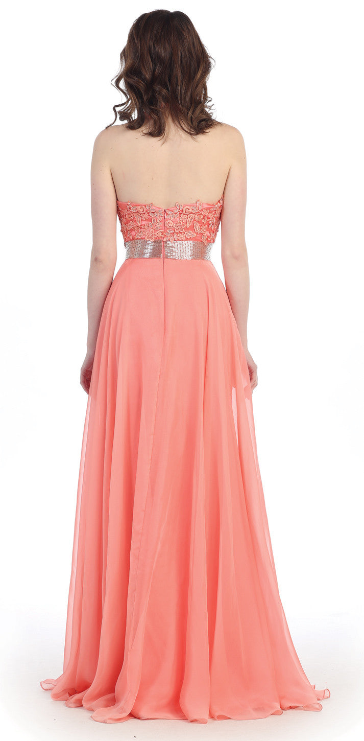 LONG DRESS STYLE #CI50317 - NORMA REED - 2
