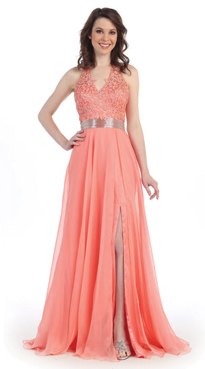LONG DRESS STYLE #CI50317 - NORMA REED - 1
