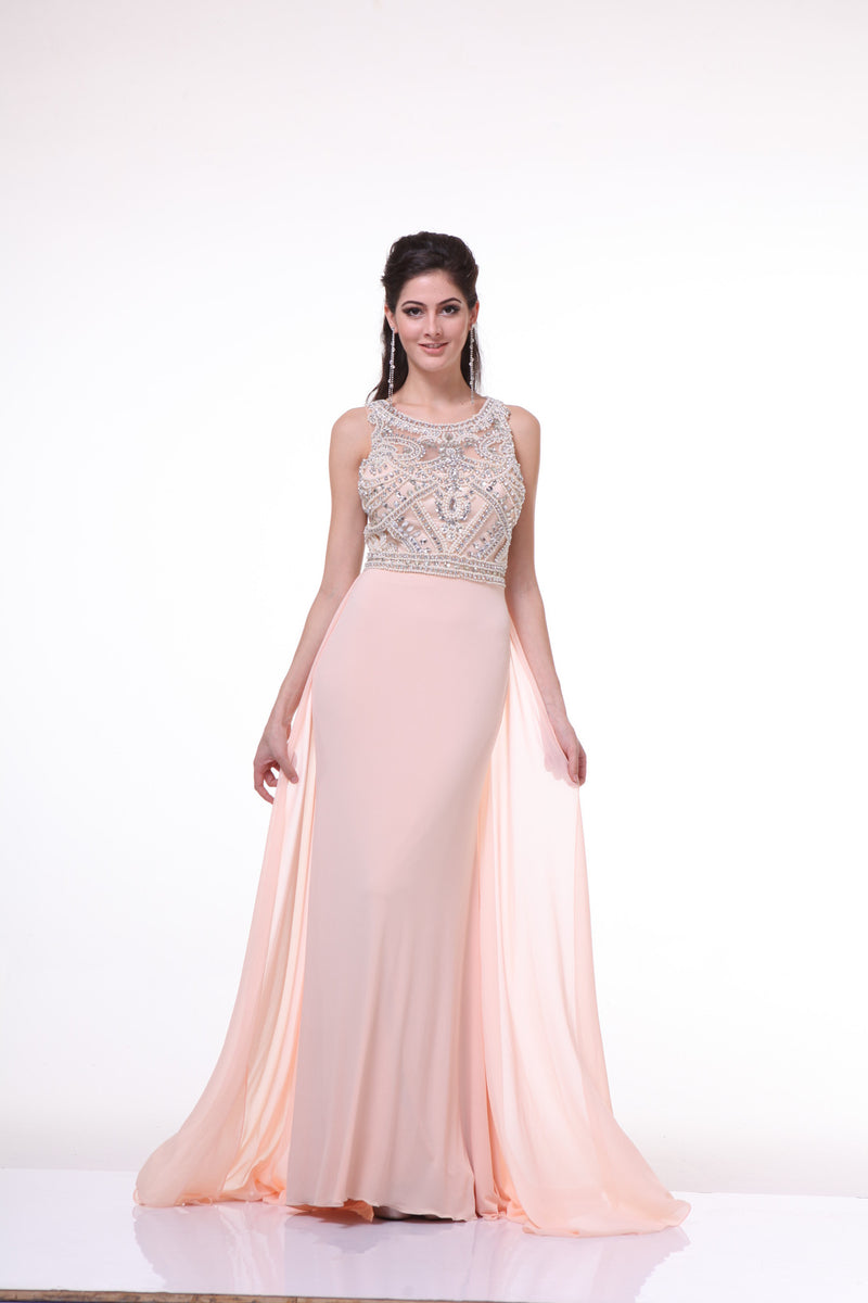 LONG DRESS STYLE #C52 - NORMA REED - 1