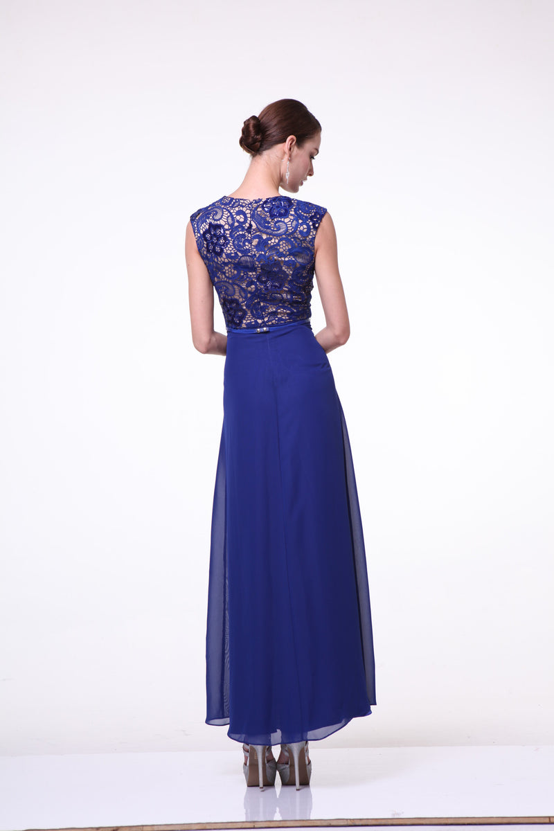 LONG DRESS STYLE #C632 - NORMA REED - 2