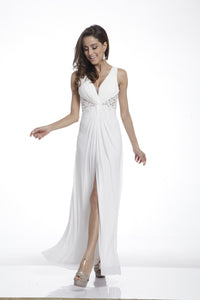 LONG DRESS STYLE #C73 - NORMA REED - 1