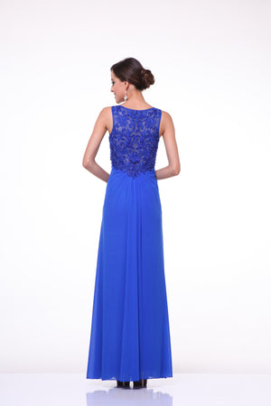 LONG DRESS STYLE #C73 - NORMA REED - 4