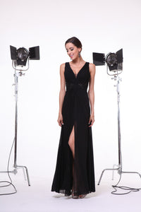 LONG DRESS STYLE #C73 - NORMA REED - 6