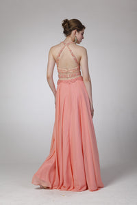 LONG DRESS STYLE #C8705 - NORMA REED - 3