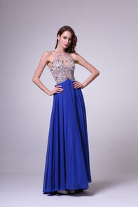 LONG DRESS STYLE #C8709 - NORMA REED - 1