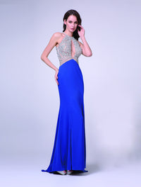 LONG DRESS STYLE #C8713 - NORMA REED - 1