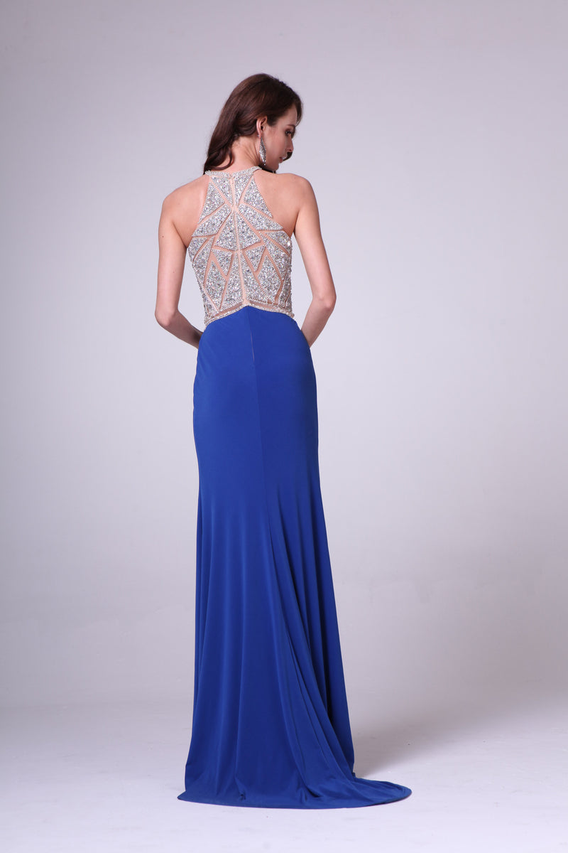 LONG DRESS STYLE #C8713 - NORMA REED - 2