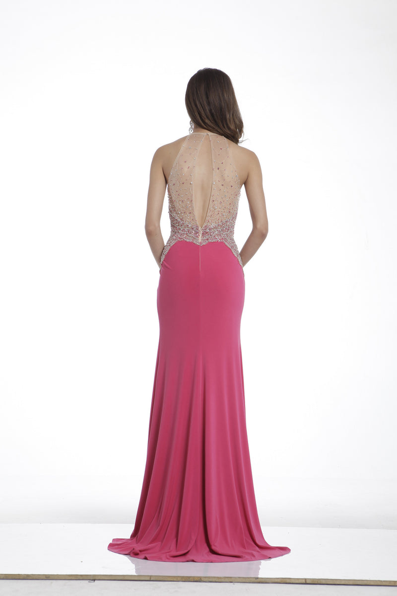 LONG DRESS STYLE #C8714 - NORMA REED - 2