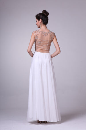 LONG DRESS STYLE #C8716 - NORMA REED - 2