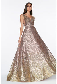 Stunning Shimmering Glitter Gown Style #cicb0038 | 2019 Prom New Arrivals