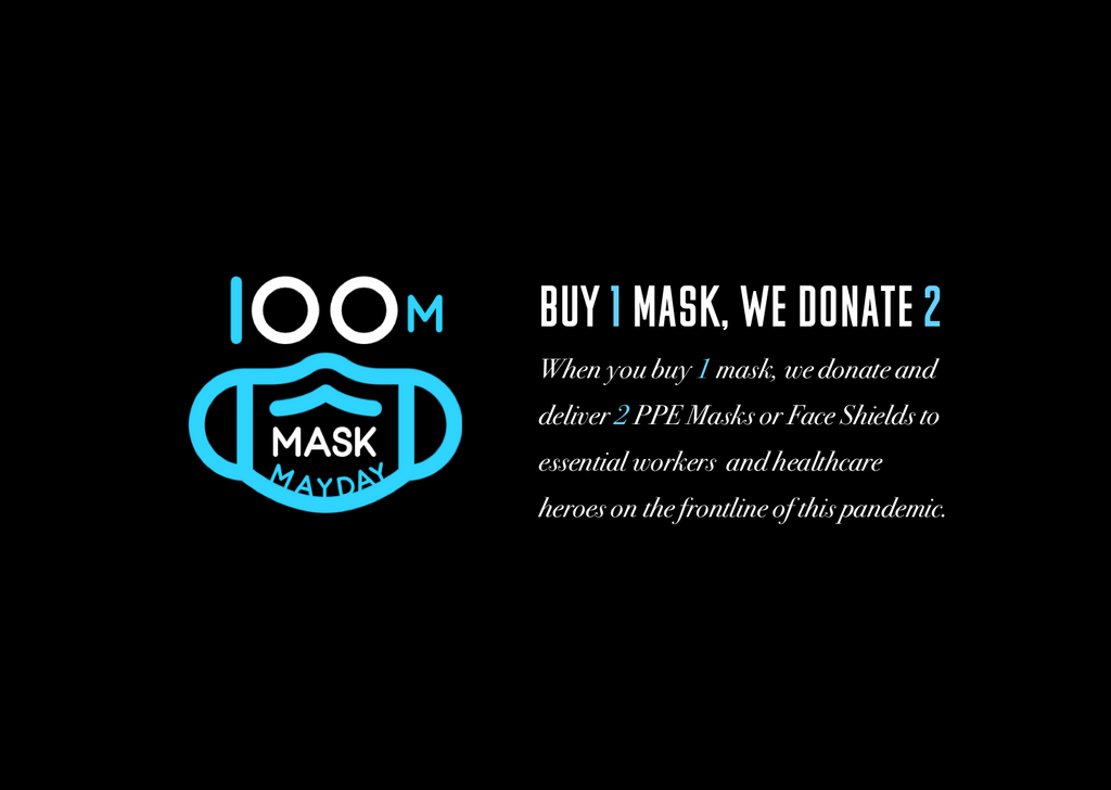 100 Million Mask Mayday Studio Program