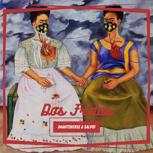 Breathe3L Mask: Two Fridas