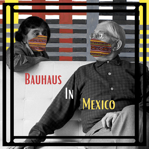 Bauhaus in Mexico Hypoallergenic Mask