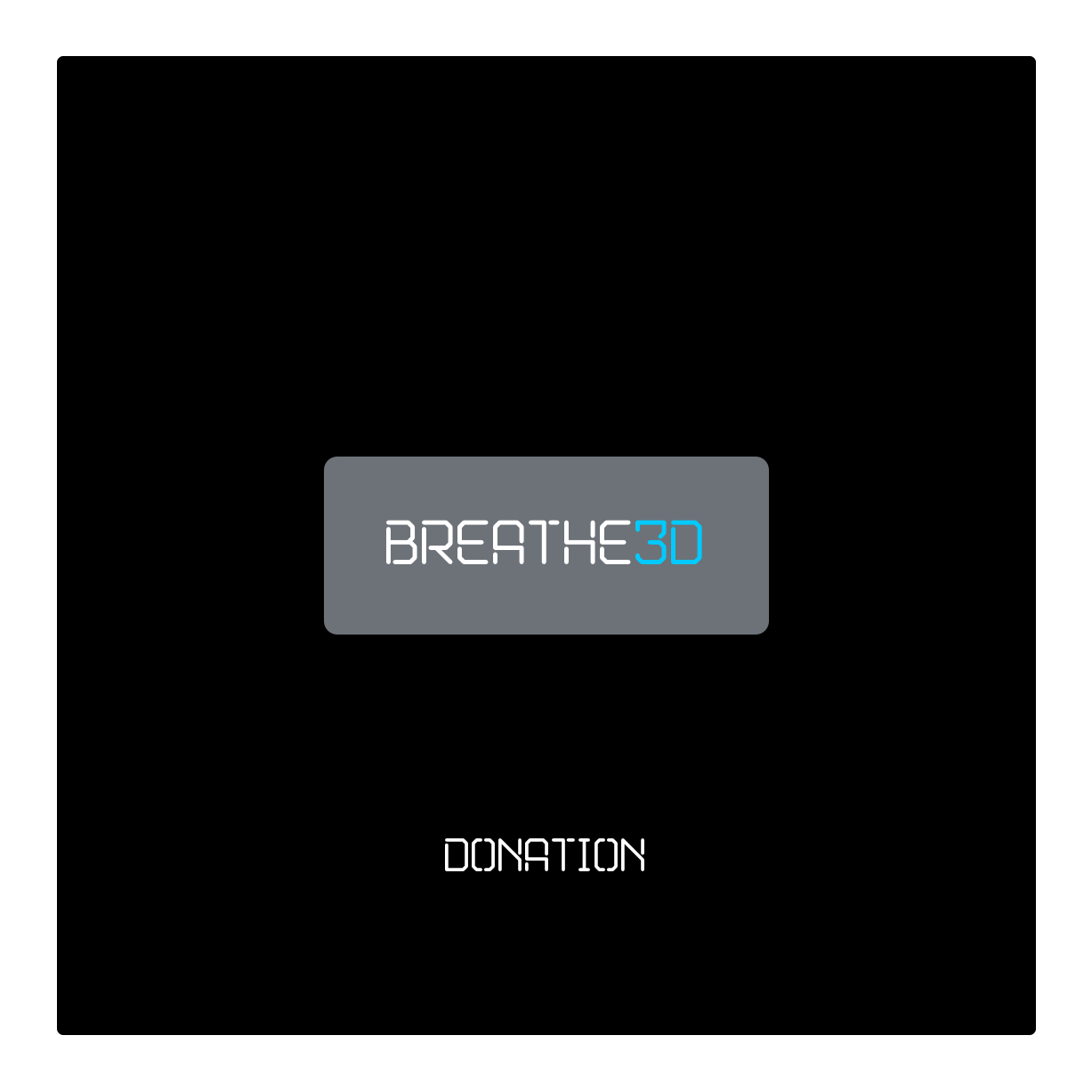 Breathe3D Mask: Exclusive 3D Donation Colors