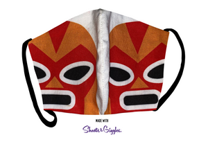 Open image in slideshow, Breathe3L Mask: Lucha Libre