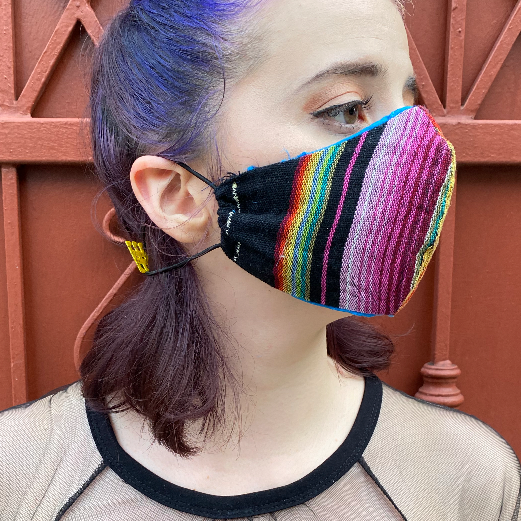 Breathe3L Mask: Ode To Niña Dioz