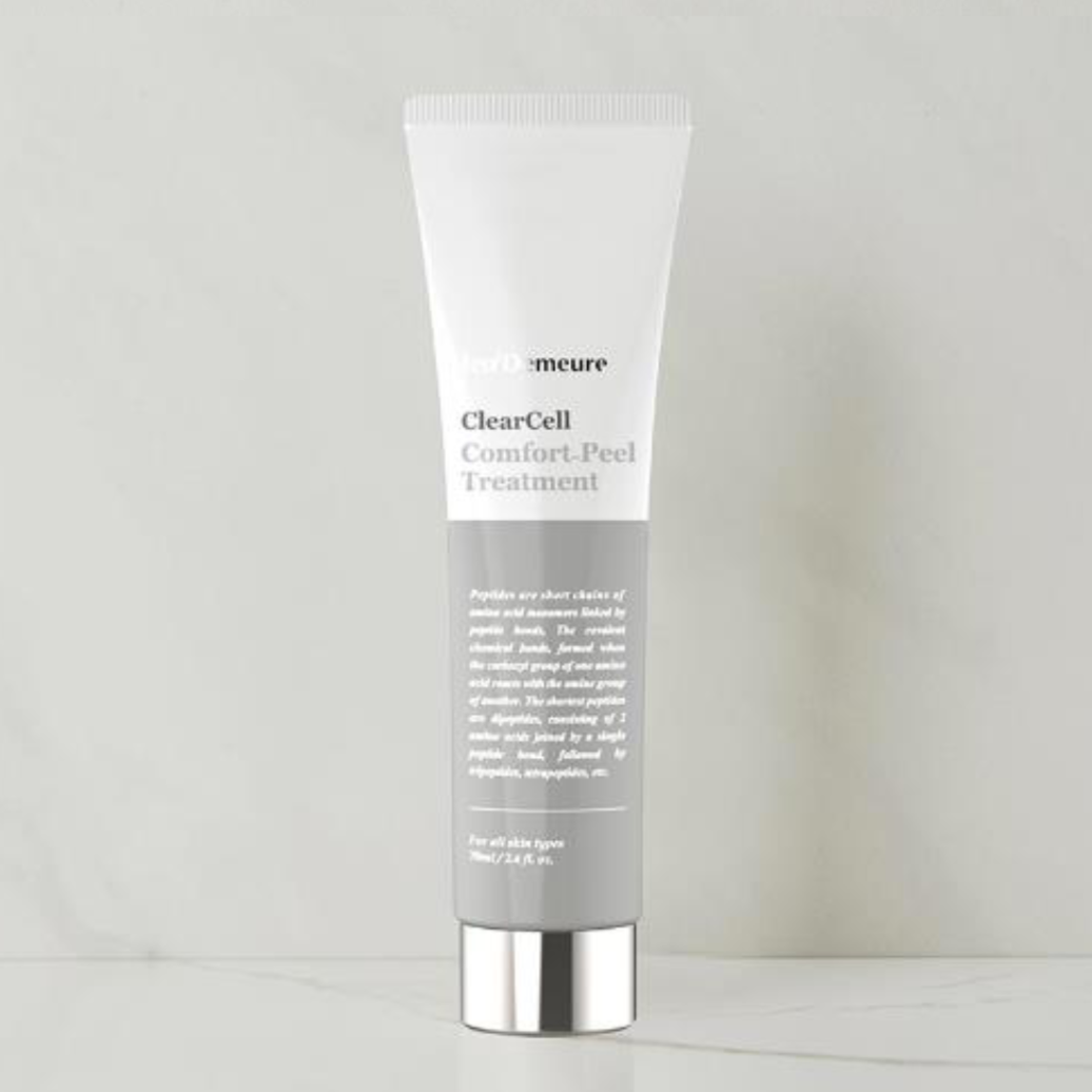 Jeu'Demure ClearCell Comfort Peel Treatment
